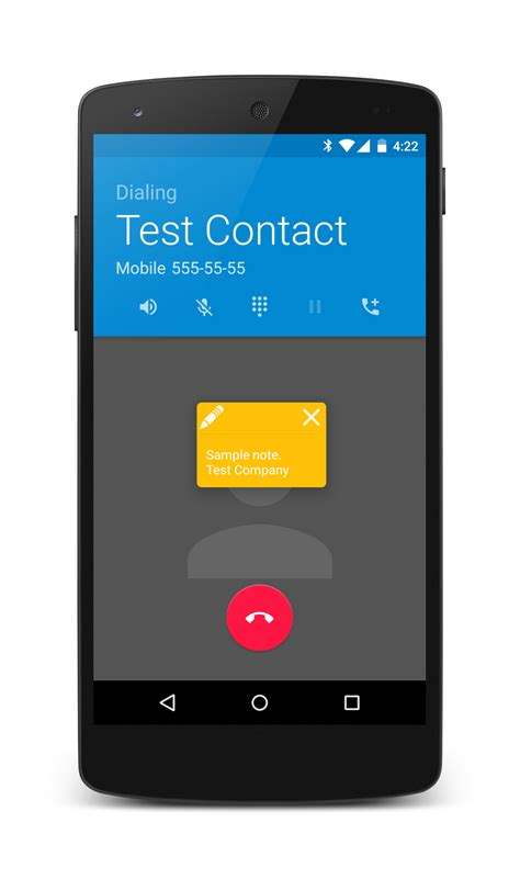 Call Notes Pro - Android - English - Evernote App Center