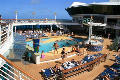 Royal Caribbean adds refurbishments for Radiance of the