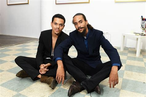 Diana's sons Evan and Ross   Evan ross