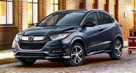 2019 Honda HR-V And Pilot Gain Updated Styling And New