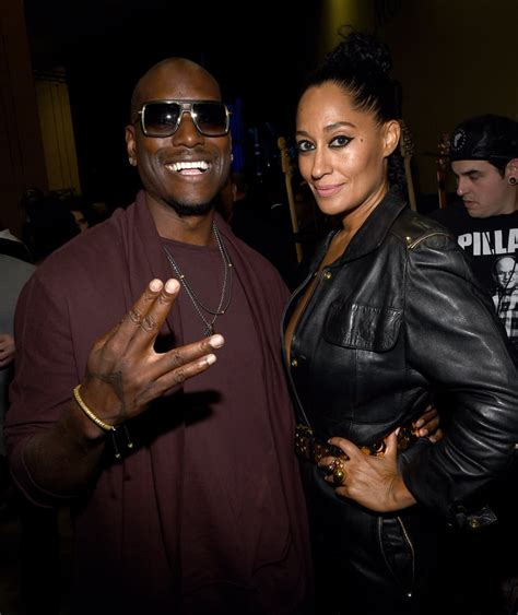 Tyrese Gibson and Tracee Ellis Ross   The Best Pictures