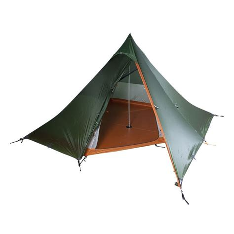 WickiUp 3 Fly, Pole and Inner Tent