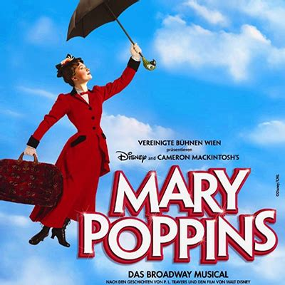 Mary Poppins - Musicaltickets online kaufen   Musical Outlet