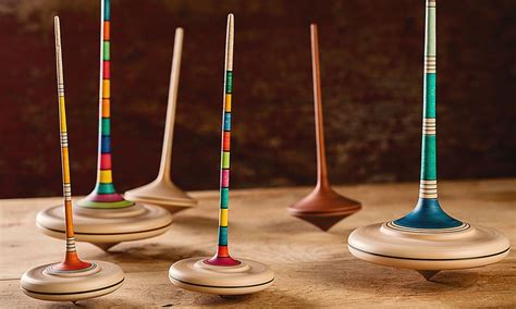 History of Spinning Tops - Art of Play