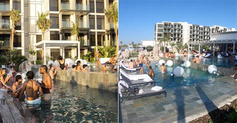 Cove Beach Caesars Palace launches Wednesday ladies' day