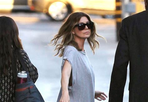 Ellen Pompeo announces birth of second daughter Sienna May