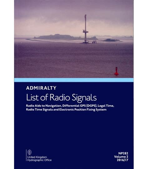 Admiralty charts and publications catalogue — the