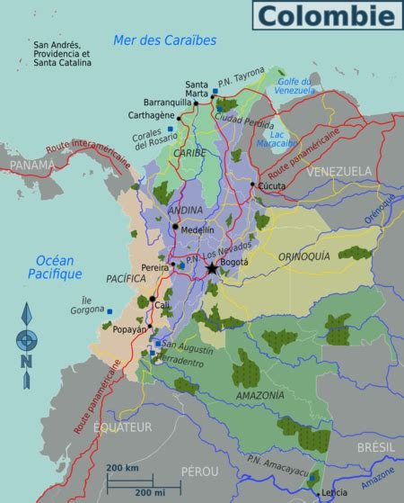 Colombie — Wikitravel