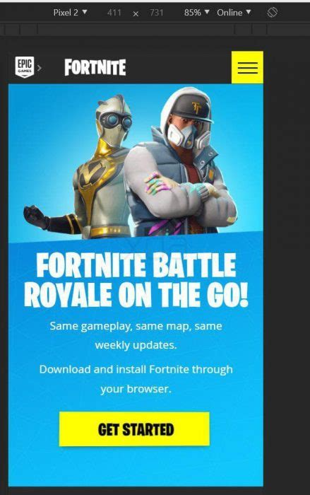 Fortnite On Android May Not Be Available Through Google