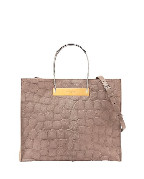Balenciaga Croc Embossed Bags for Fall 2015   Spotted Fashion