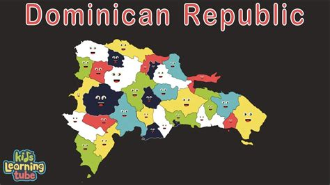 Dominican Republic Geography/Country of the Dominican