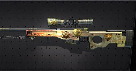 CS:GO fan drops $61K on rifle skin signed by tournament