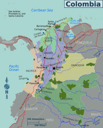 Colombia - Wikitravel
