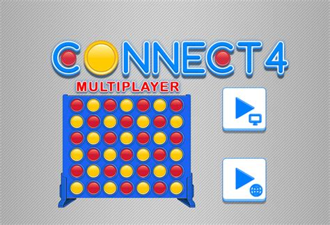 Connect 4 Multiplayer Game - Play Connect 4 Multiplayer