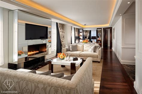 Suite of the week – Rosewood suite at Rosewood Washington
