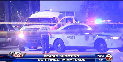1 dead, 1 transported after shooting in NW Miami-Dade