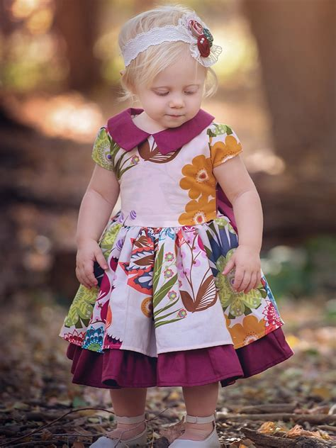 Persnickety Into The Woods Josephine Dress
