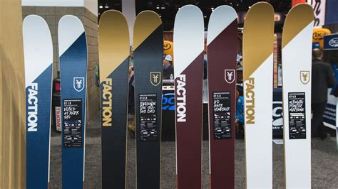 Faction Skis 2017-18 - Newschoolers