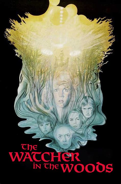 The Watcher in the Woods (1980) - Posters — The Movie