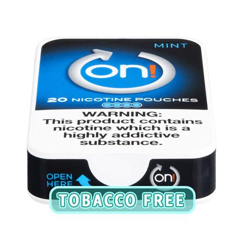 on! Mint 4 All White Portion   Buy Swedish Snus from