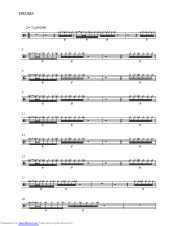 Albatross Zonder Melodie music sheet and notes by