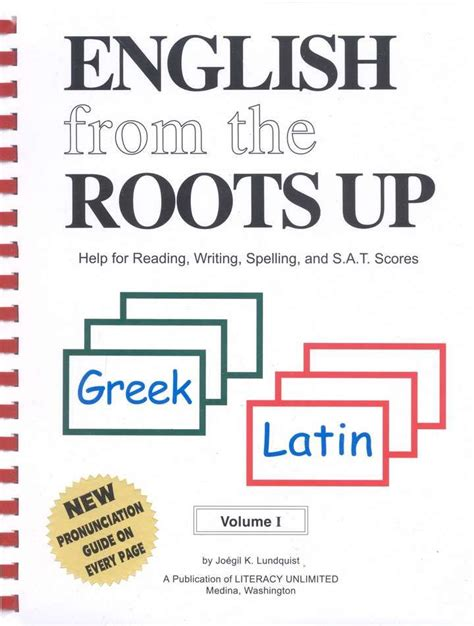 English From the Roots Up, vol