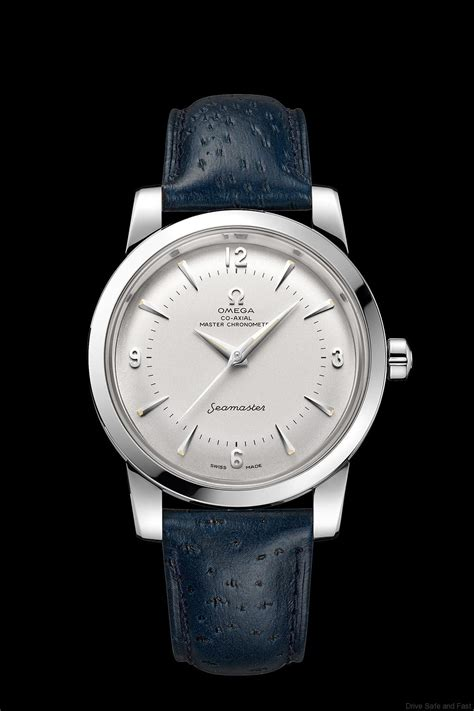 OMEGA PRESENTS THE SEAMASTER 1948 COLLECTION