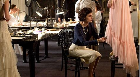 'Coco Before Chanel': A Hard Road to the Little Black