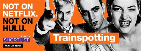 'Trainspotting' Characters Take Over Tribeca Shortlist
