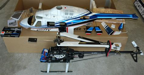 Scale RC Helicopters - What You'll Need To Know