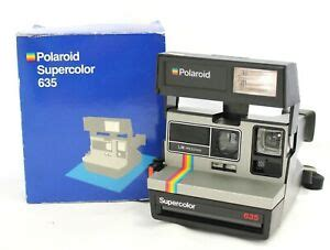 Polaroid Supercolor 635 LM Program (Tested) from Japan   eBay