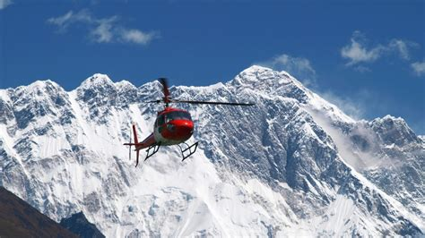 Helicopter Tour in Nepal 2020/2021 ( Everest, Annapurna