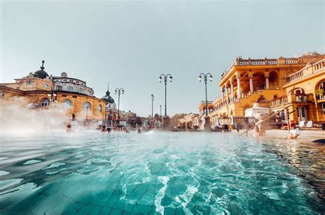 Szechenyi Baths // 15 Tips for Visiting The Budapest