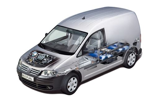 VW Caddy EcoFuel technical details, history, photos on