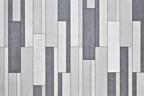 Fiber cement cladding - EQUITONE [LINEA] - Equitone - stained