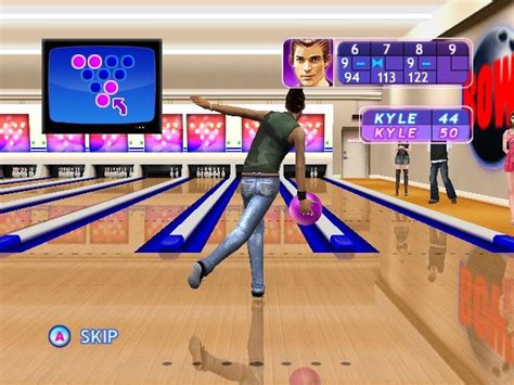 Midnight Bowling (WiiWare) News, Reviews, Trailer