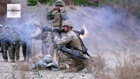 US Marines AT4 Rocket Launcher Live Fire - YouTube