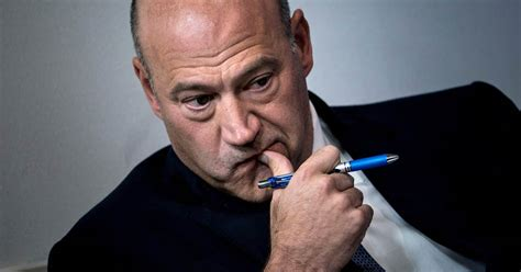 Gary Cohn sacrificed his reputation and dignity to get tax