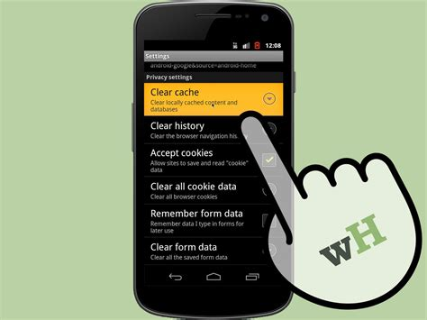 18 Ways to Clear Your Browser's Cache - wikiHow