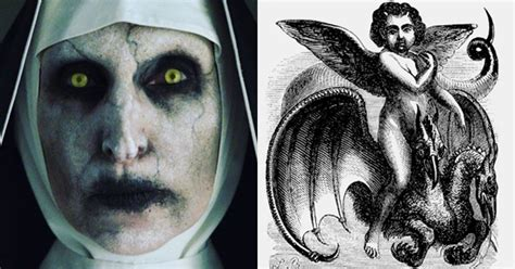 Is 'The Nun' Movie a True Story? Meet the 'Real' Demon
