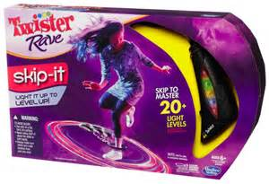 Target Toy Coupon - 50% Off Twister Rave Skip It - FTM