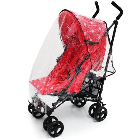 Raincover Throw Over For Chicco Echo Stroller Buggy Rain