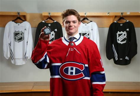 Canadiens: Cole Caufield, Jordan Harris Officially Named