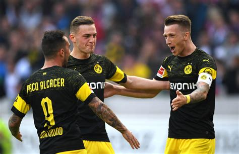 Marco Reus would be one of football's greatest had he not
