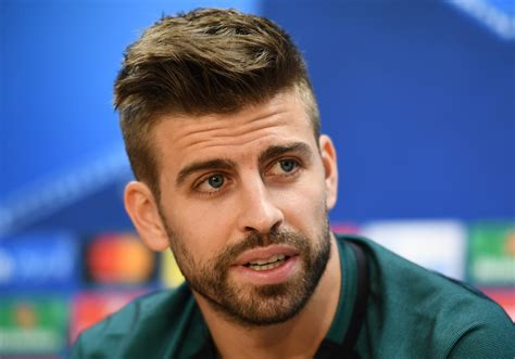 Barcelona's Gerard Pique prepared to quit Spain national