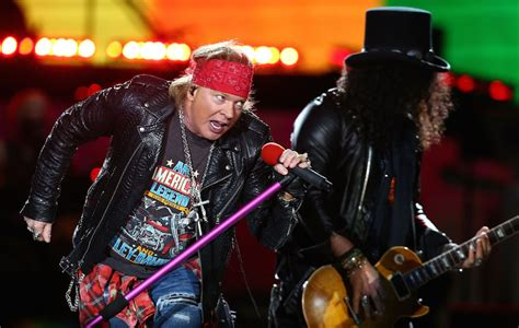 Guns N' Roses 'planning' new album: 'It's too good not to