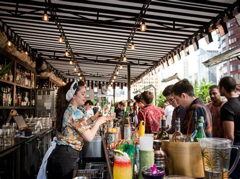 17 Best Tiki Bars in NYC to Visit This Summer