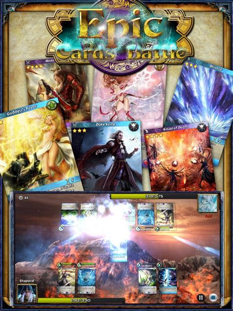 Epic Cards Battle(TCG) APK Download - Free Card GAME for