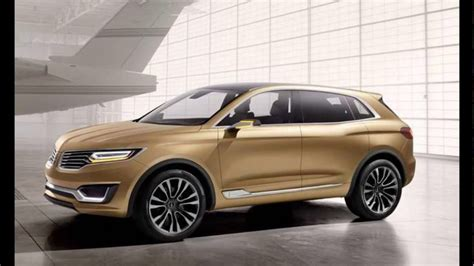 2018 Lincoln New MKX Redesign - YouTube