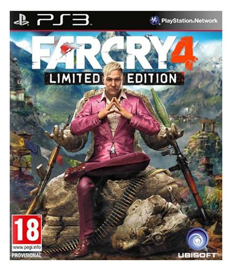 Buy Far Cry 4 PS3 Online at Best Price in India - Snapdeal